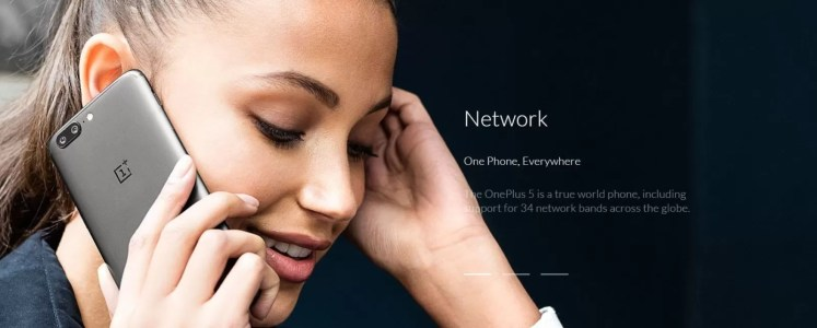 OnePlus Global Network