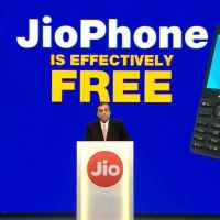 Reliance Jio 4G VoLTE Feature Phone launch for Shockingly Rs '0'