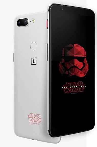 OnePlus is giving you a Free Tickets for Star Wars: The Last Jedi if you're a OnePlus User