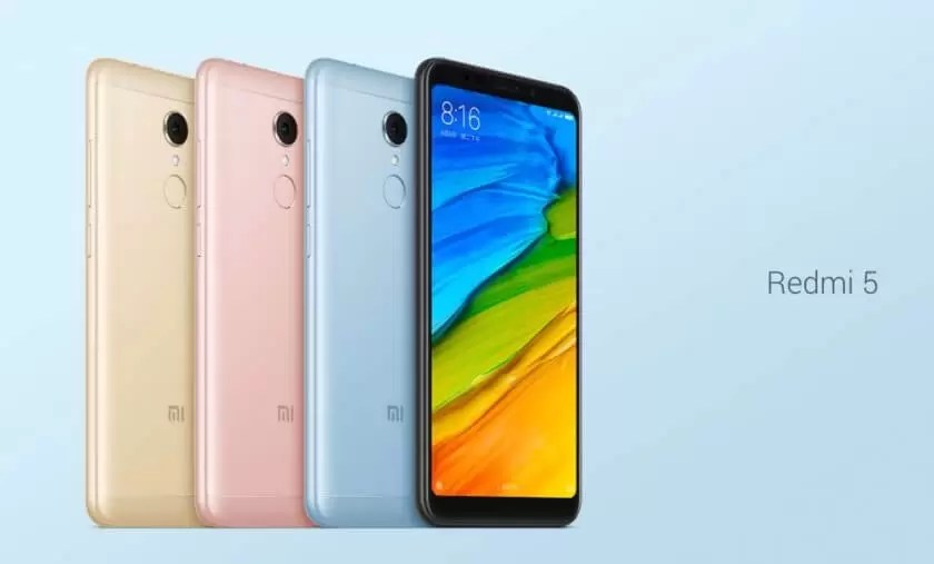 5 Best thing about the new Xiaomi Redmi 5 & 5 Plus