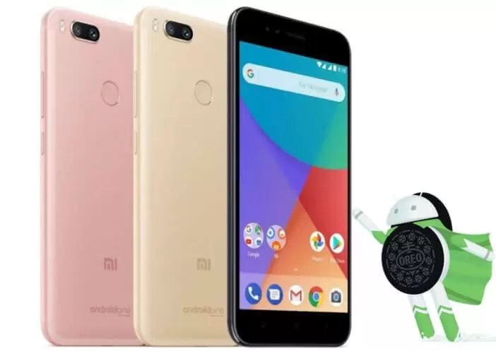 Xiaomi started rolling out Android Oreo Update for Mi A1 Beta Tester
