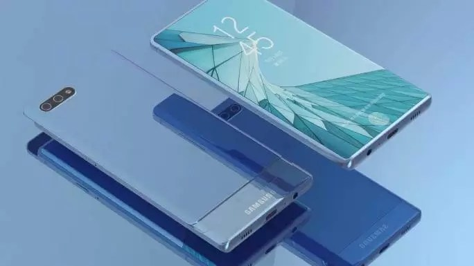 Is Samsung Galaxy Note 9 to be equipped with Selfie camera under Display?