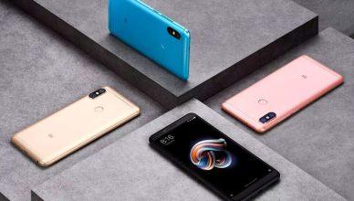 Redmi Note 5 quick charging