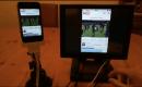 iPhone 4 lässt sich per Touchscreen bedienen