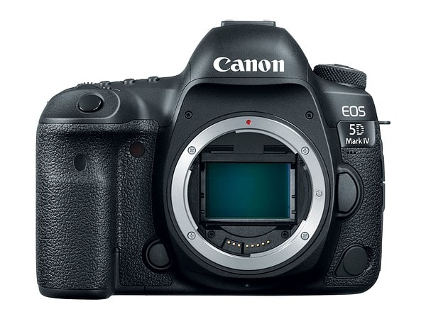 Canon EOS 5D Mark IV - Sensor