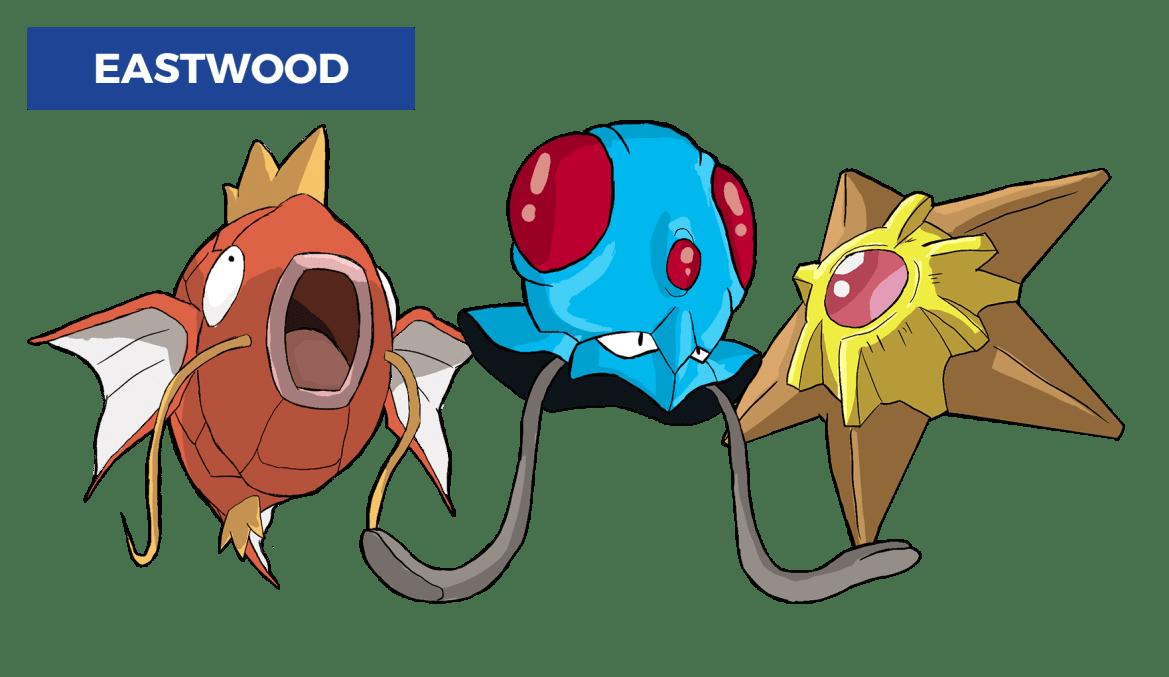 best pokemon go locations in manila - eastwood