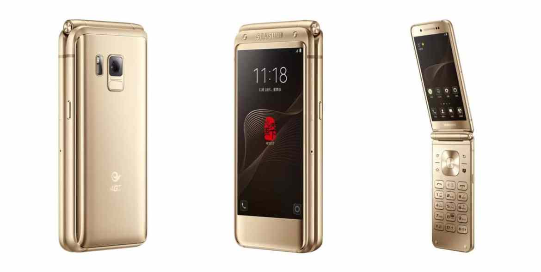 Samsung W2017 angles