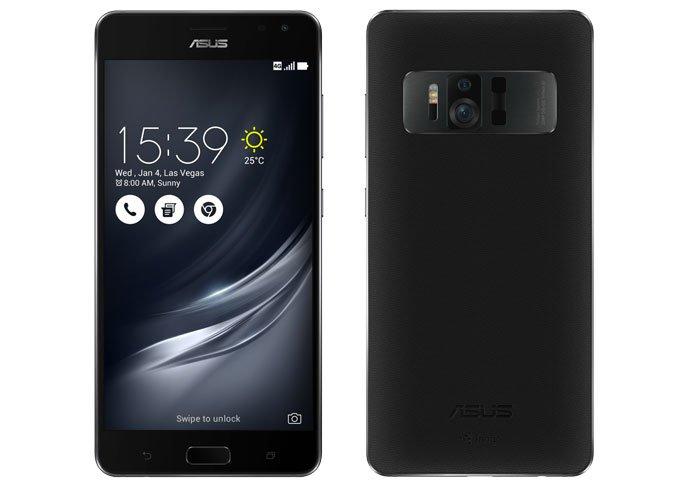 ASUS ZenFone AR leak