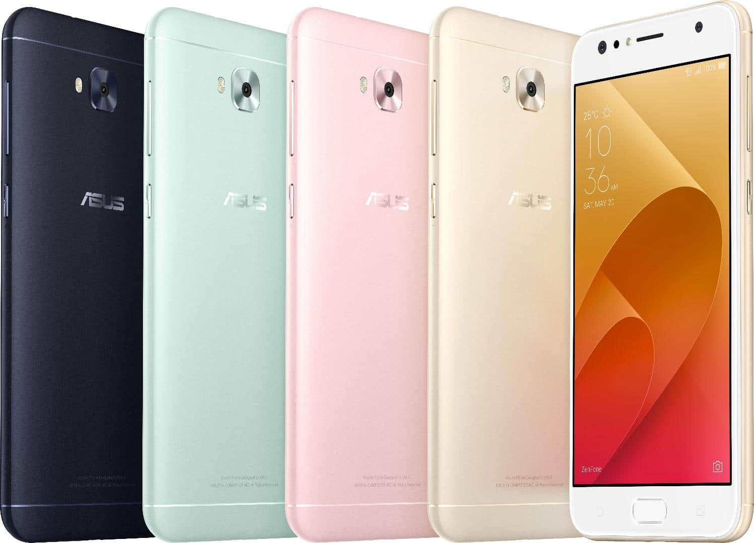 ASUS ZenFone 4 launches with Pro, Selfie, and Max models ...