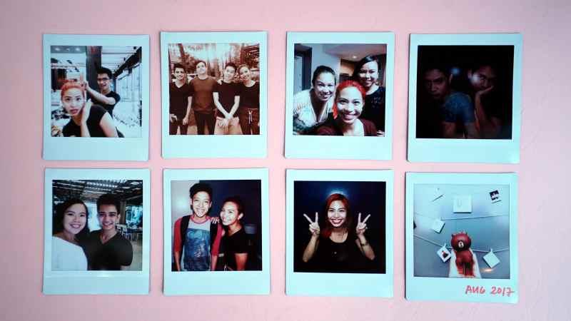 Photo samples from Fujifilm Instax SQ10