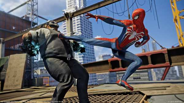 Spider-Man swings to the PS4 on September 7th – GadgetMatch