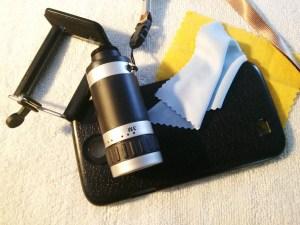 Telescope and iStabilizer