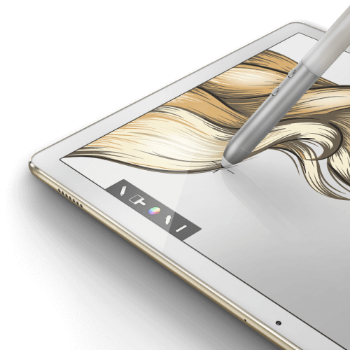 matebook screen stylus