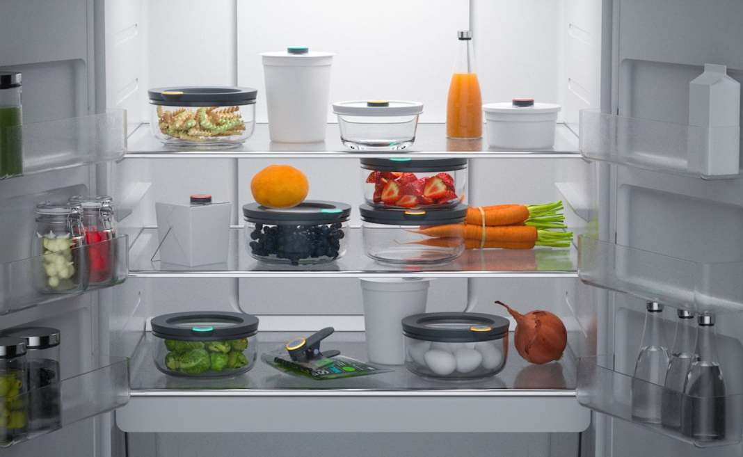 Ovie Smarterware Smart Food Storage System 02