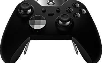 ms xbox one elite wireless controller
