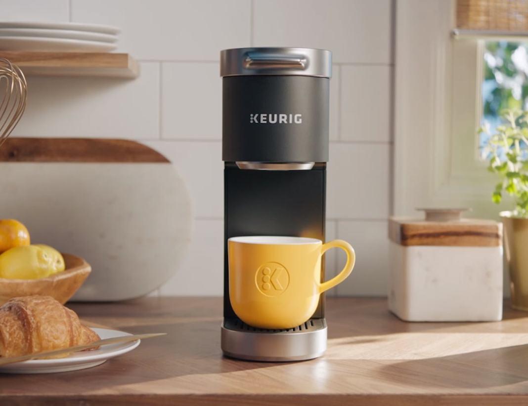 Keurig K Mini Plus Portable Coffee Maker