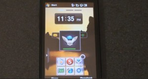 Fennec on Windows Mobile Device