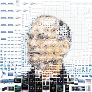 steve jobs mosaic