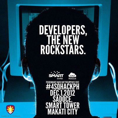 Foursquare Hackathon Philippines