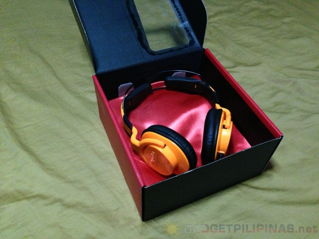 HD661 Unboxing 2