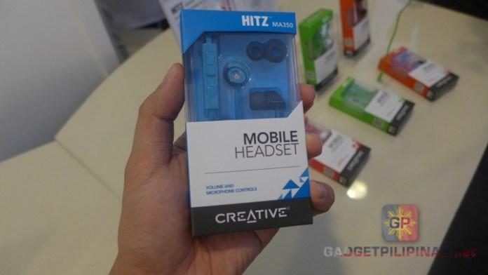 Creative Hitz MA350