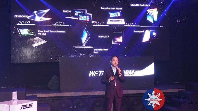 Asus Transfomer Book T100 Launch 2