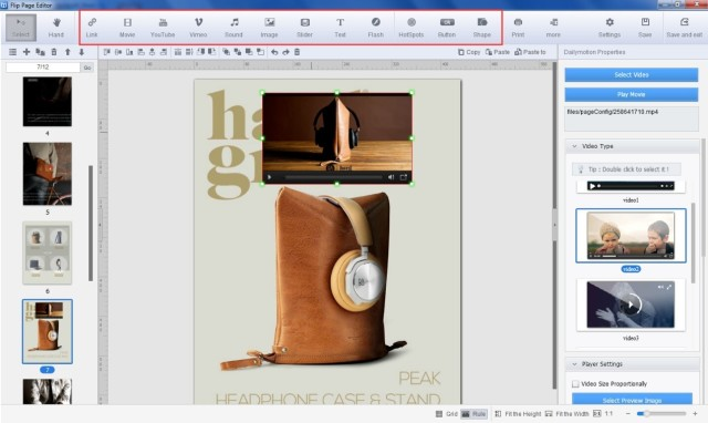 anyflip, Convert PDFs into Realistic Flash and HTML5 Flipbook with AnyFlip [Code Giveaway], Gadget Pilipinas, Gadget Pilipinas