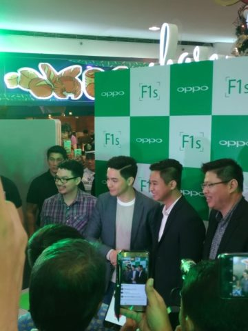Mr. Alden Richards signs contract with OPPO as Product Ambassador