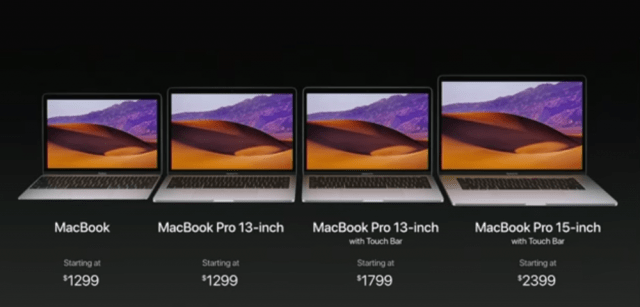 , Apple Refreshes MacBook and MacBook Pro Lineup: Kaby Lake, Faster SSDs, Better Keyboards, Gadget Pilipinas, Gadget Pilipinas