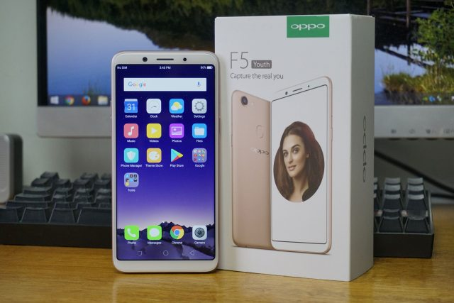 , OPPO F5 Youth Review: Great Value for Less, Gadget Pilipinas, Gadget Pilipinas