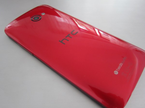 htc butterfly s red