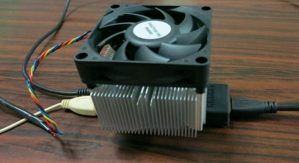 cpu heatsink cooling mod for android mini pc