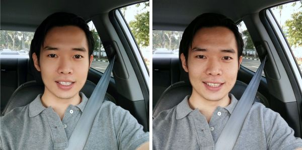oppo n1 selfie-beautify-non