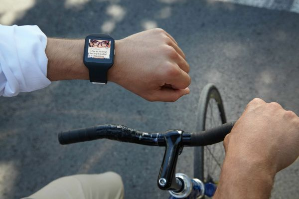sony smartwatch 3-outdoor