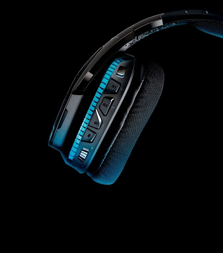 G933 Artemis Spectrum: Logitech's answer to the gaming