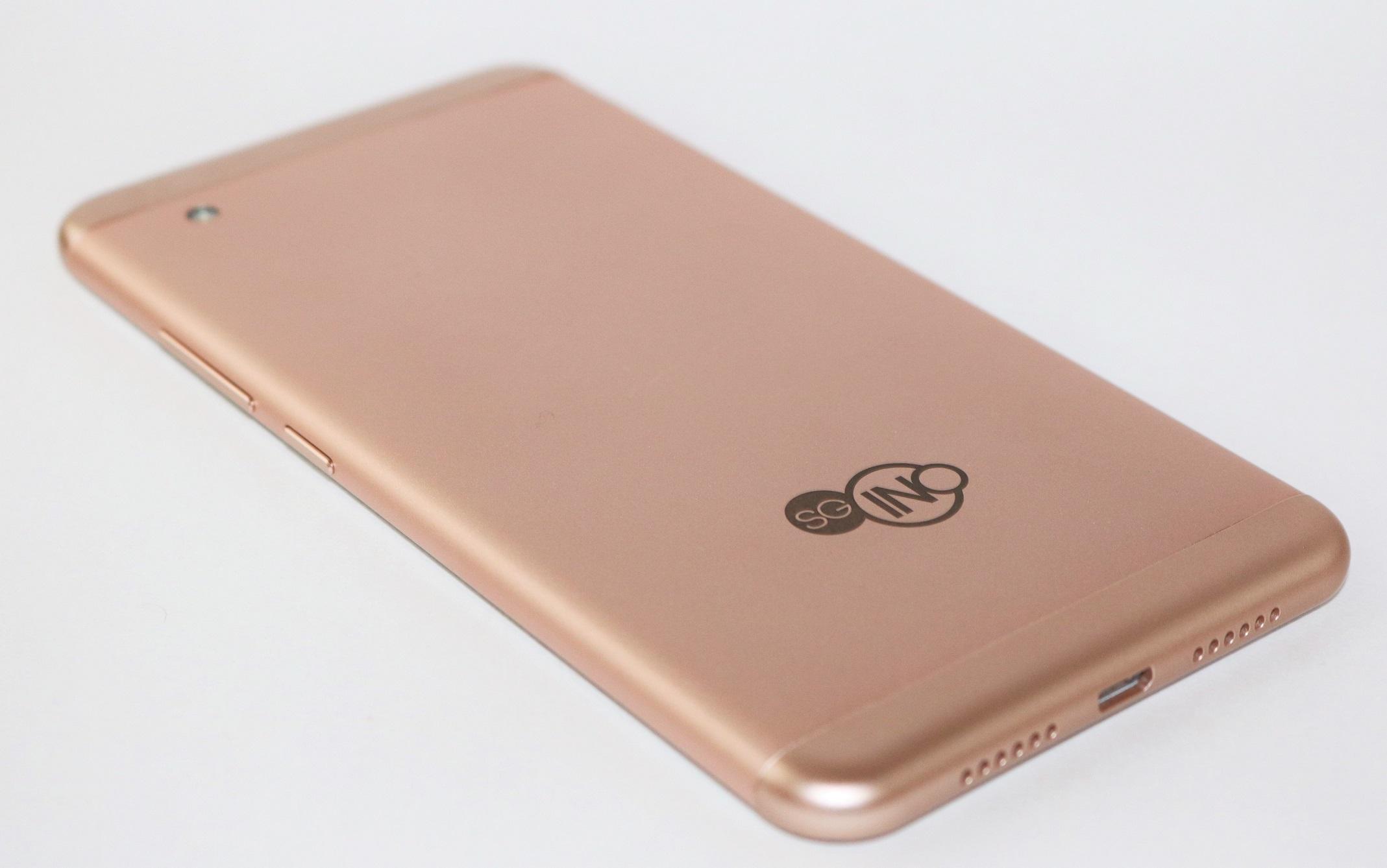 iNO5 Non Camera Smartphone – GadgetReactor