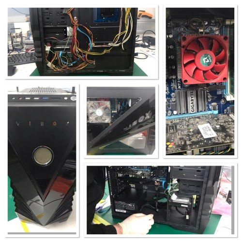 Vibox Gamers PC Repair