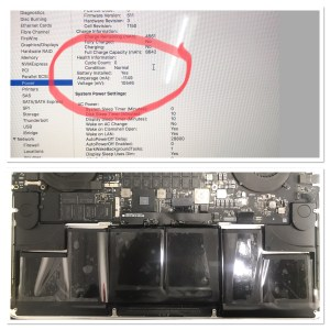Macbook Battery Health Check
