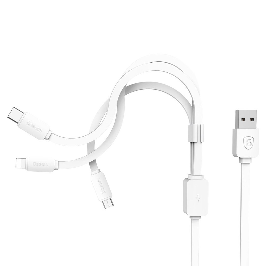 Baseus Iphone Ipad Android Usb Type C Charging Cables