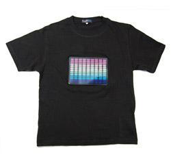 T-Qualizer Graphic Equaliser T-Shirt