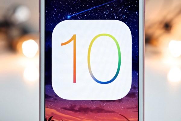 ios 10 updates