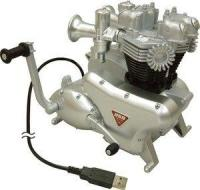 The Motorbike Engine Styled USB Hub
