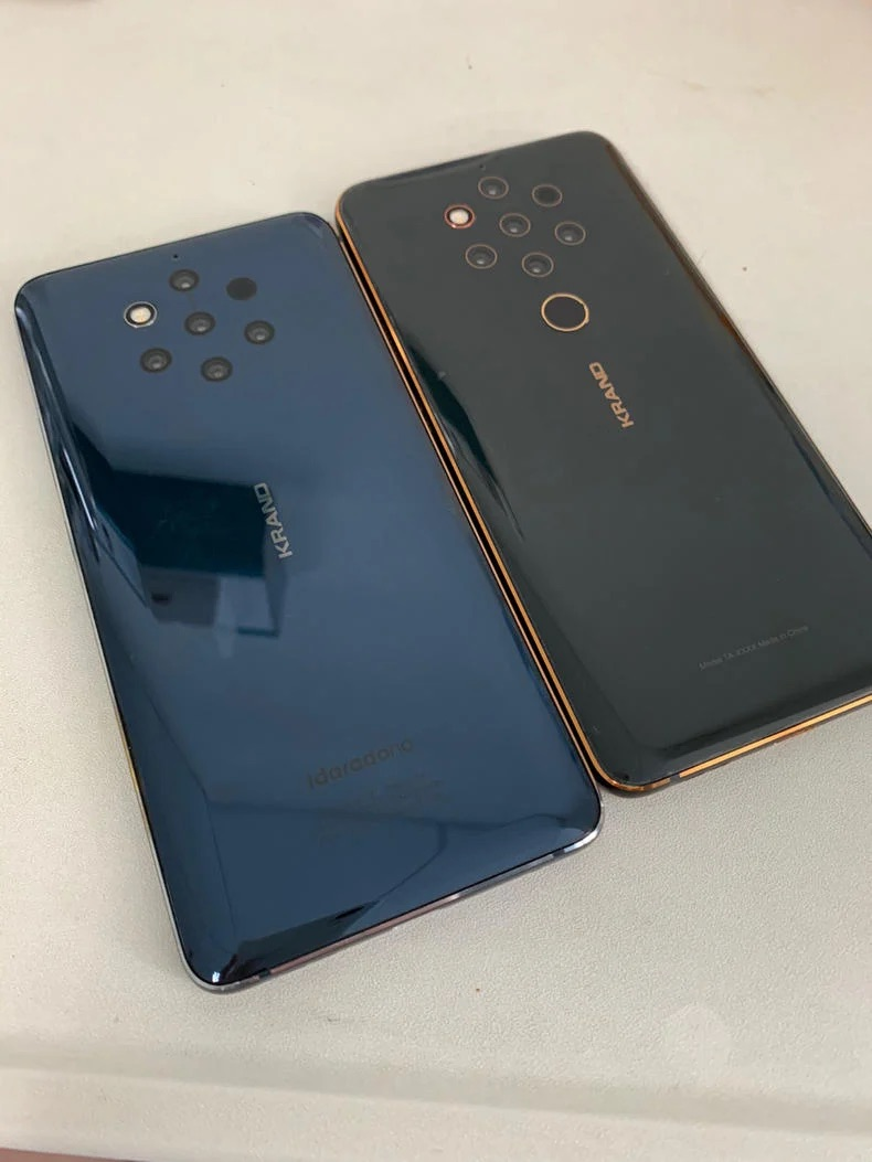 Nokia 9 PureView engineering machine sold for $1512 - GadgetSay