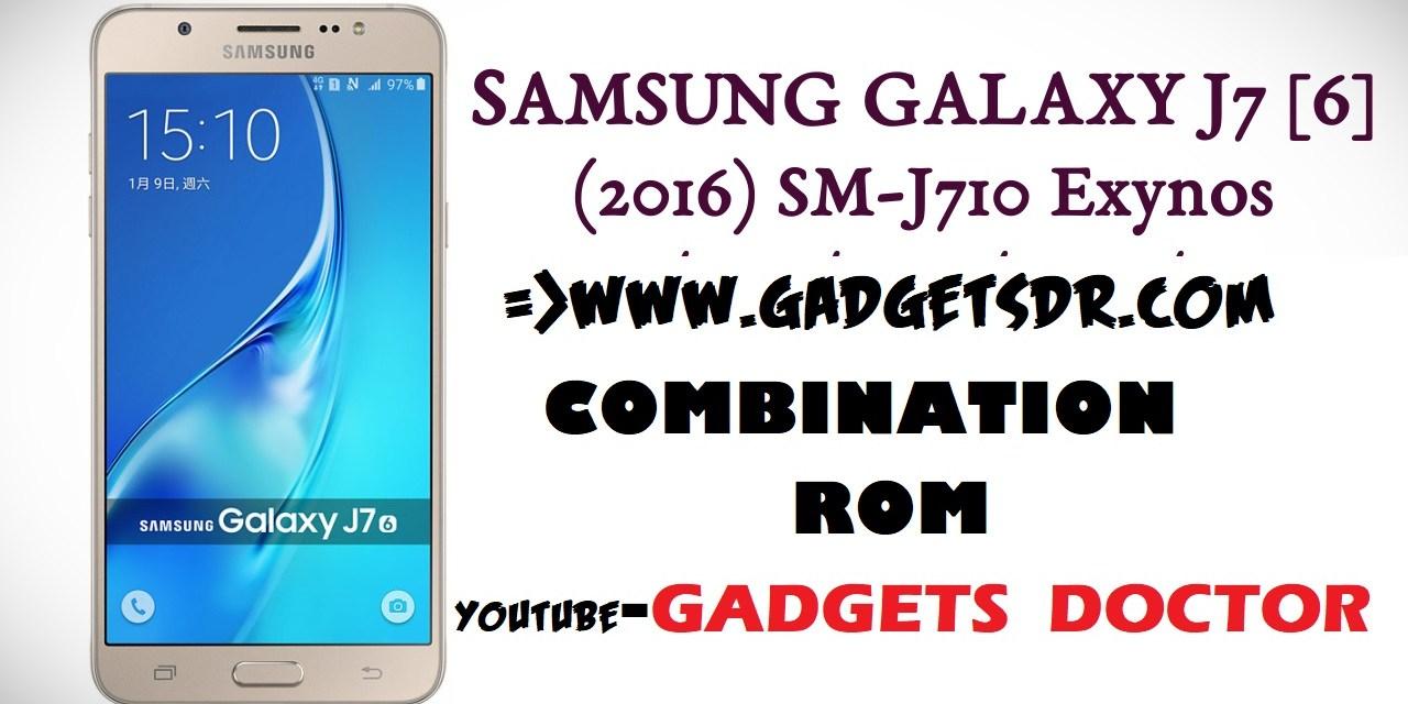 Samsung J7 2016 SM-J710FN Stock Rom / Stock  Firmware / Flash File