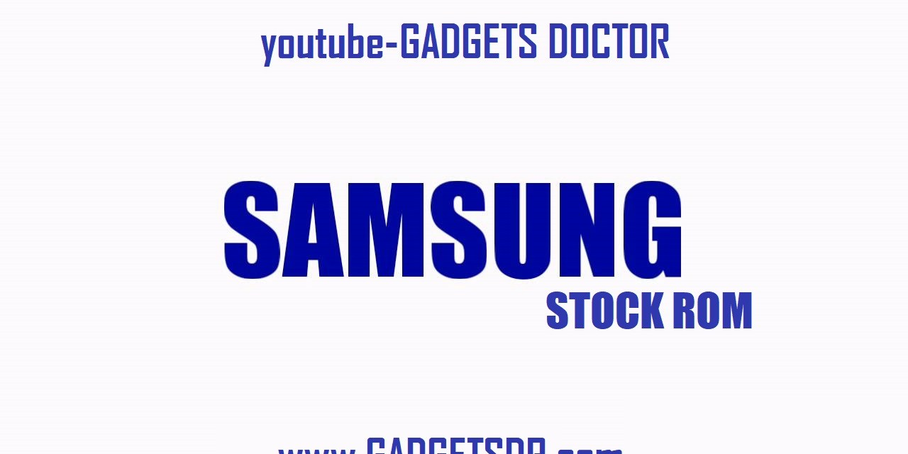Samsung SM-J105B Stock Rom / Stock Firmware / Flash File