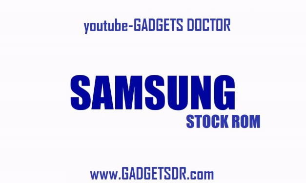 Samsung SGH-I727R Stock Rom – Flash File (Firmware)