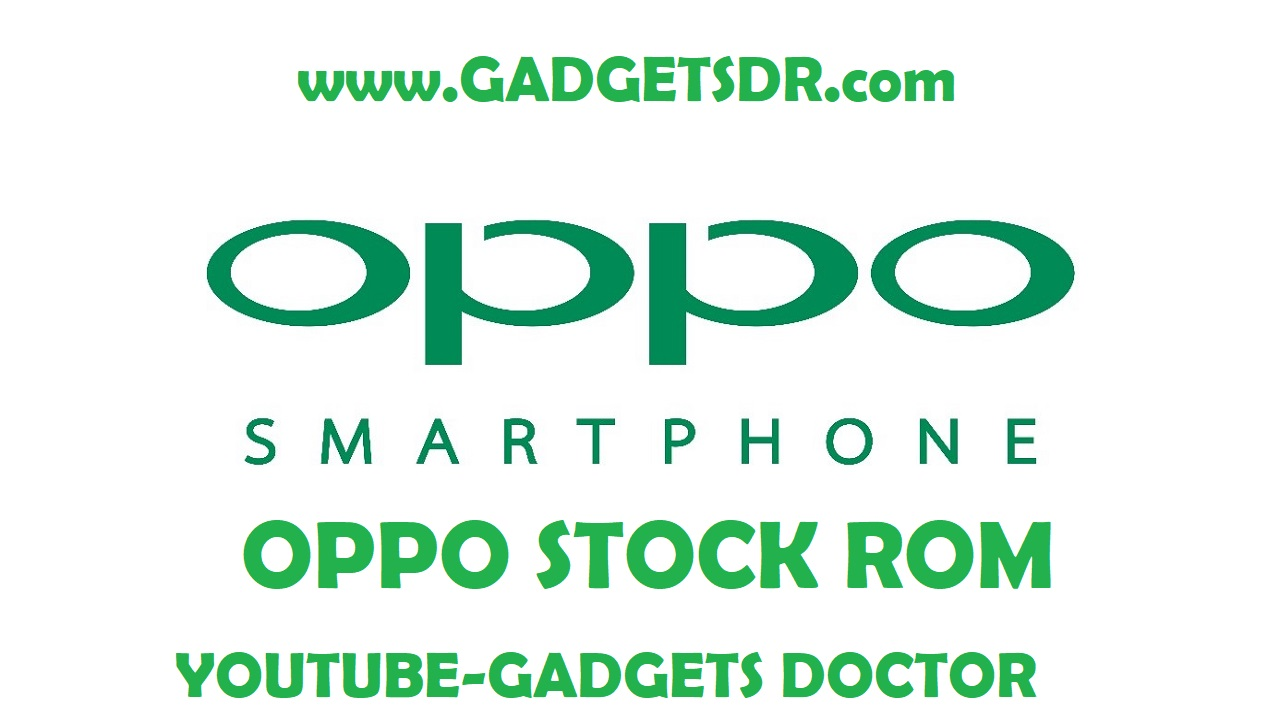 Oppo F5 Youth CPH1725 Stock Rom -Flash file