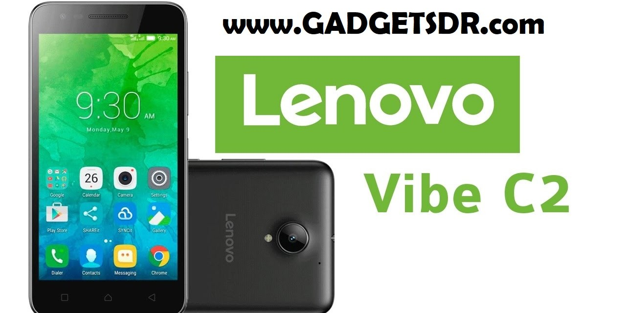 Bypass FRP Google Account On Lenovo Vibe C2 K10A40 (2017)