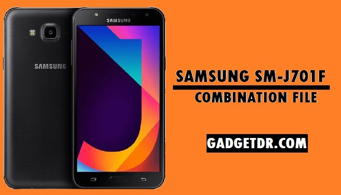 Samsung SM-J701F Combination File ROM