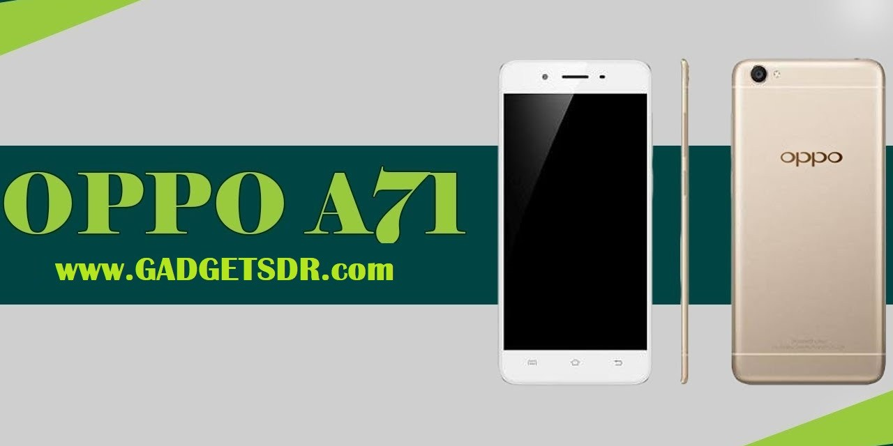 Oppo A71 Remove Lock Screen – Without full flashing